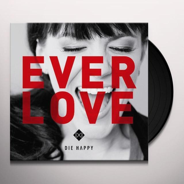 Die Happy EVERLOVE (GER) Vinyl Record