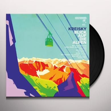 Kreisky BLICK AUF DIE ALPEN (GER) Vinyl Record