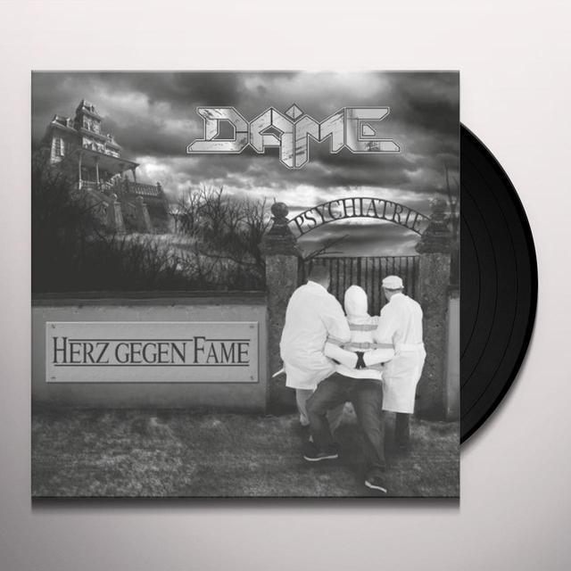 Dame HERZ GEGEN FAME Vinyl Record