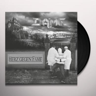 Dame HERZ GEGEN FAME (GER) Vinyl Record