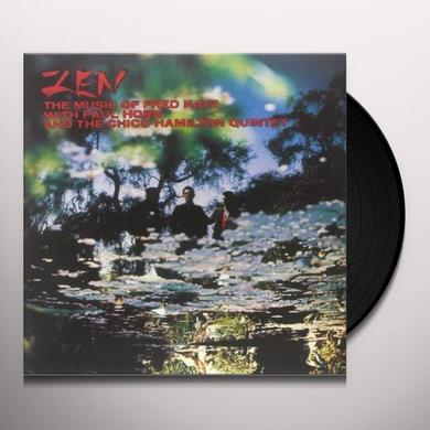 Fred/Paul Horn Katz & The Chico Hamilton Quartet ZEN: THE MUSIC OF FRED KATZ Vinyl Record