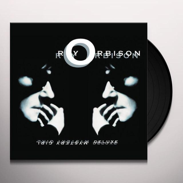 Roy Orbison MYSTERY GIRL   (EXP) Vinyl Record - 180 Gram Pressing, Deluxe Edition