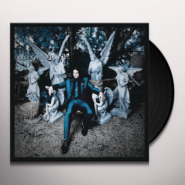 Jack White LAZARETTO Vinyl Record - 180 Gram Pressing, Digital Download Included