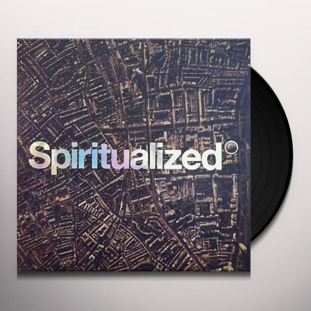 Spiritualized ROYAL ALBERT HALL OCTOBER 10 1997 LIVE Vinyl Record - Limited Edition, 180 Gram Pressing