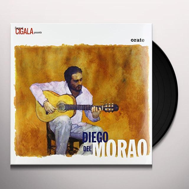 Diego del Morao ORATE Vinyl Record - Spain Import
