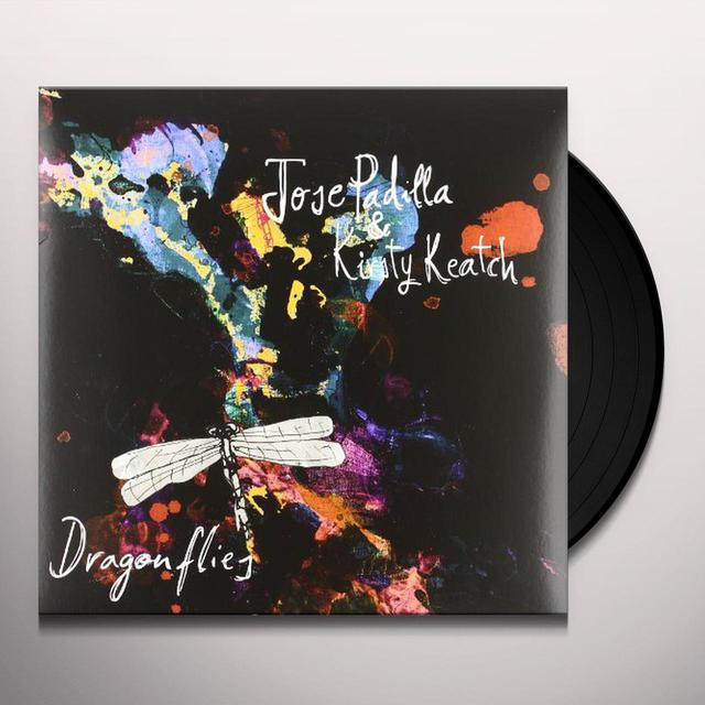 Jose Padilla & Kirsty Keatch DRAGONFLIES PART Vinyl Record
