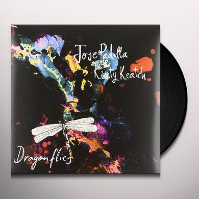 Jose Padilla & Kirsty Keatch DRAGONFLIES PART Vinyl Record