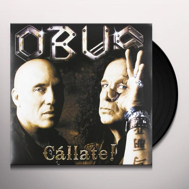 OBUS C LLATE Vinyl Record - Spain Import