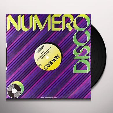 Fabulous 3 Mc's RUB A DUB DUB / INSTRUMENTAL Vinyl Record