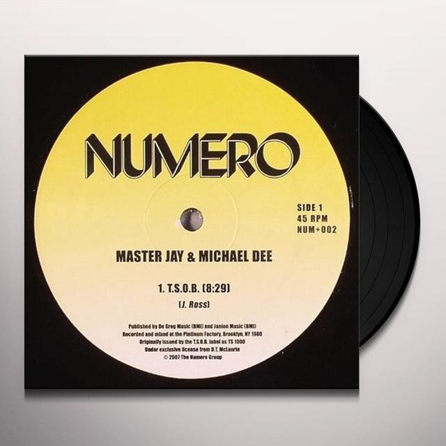 Michael Master Jay / Dee T.S.O.B. / INSTRUMENTAL Vinyl Record