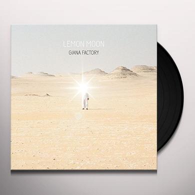Giana Factory LEMON MOON Vinyl Record
