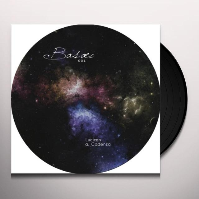 Luciaen CADENZA / STRANGER Vinyl Record