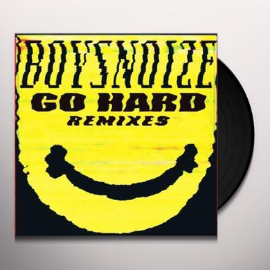 Boys Noize GO HARD REMIXES Vinyl Record