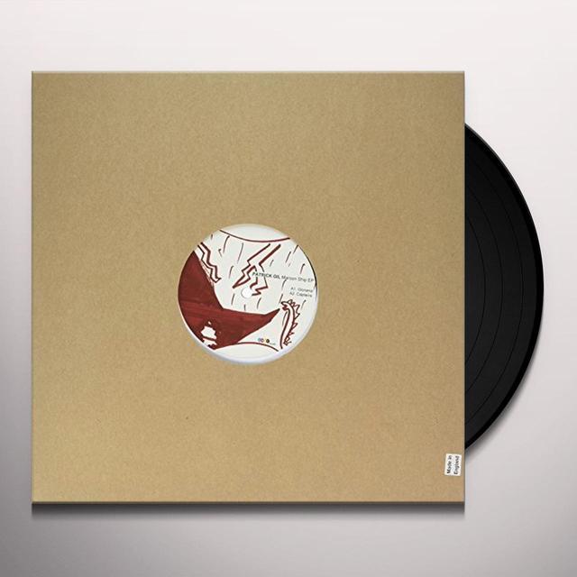 Patrick Gil MAROON SHIP Vinyl Record
