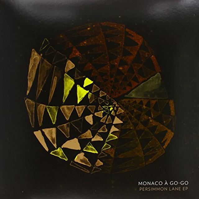 Monaco A Go-Go PERSIMMON LANE Vinyl Record
