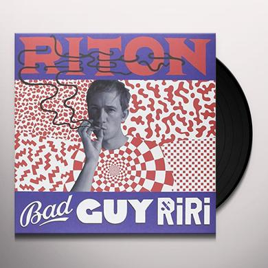 Riton BAD GUY RI RI Vinyl Record