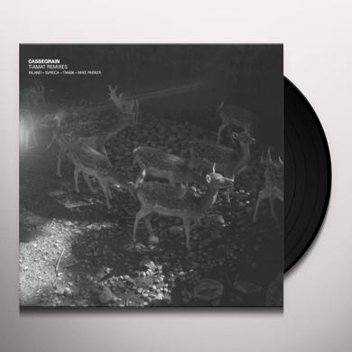 Cassegrain TIAMAT REMIXES Vinyl Record