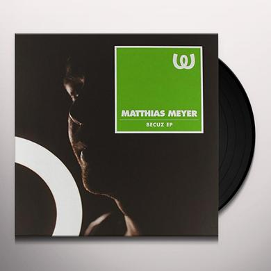 Matthias Meyer BECUZ Vinyl Record