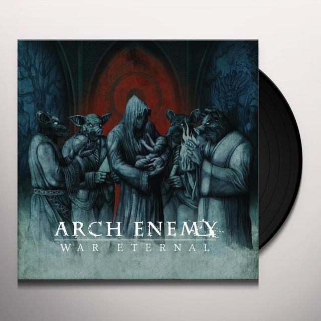 Arch Enemy WAR ETERNAL Vinyl Record