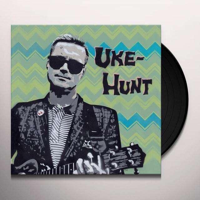 UKE-HUNT Vinyl Record