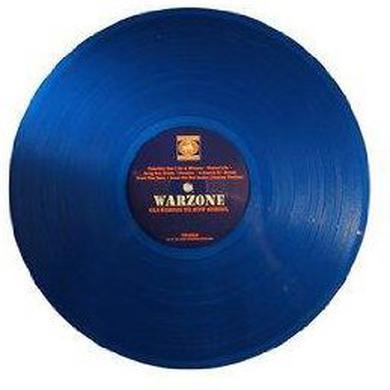 Warzone OLD SCHOOL TO NEW SCHOOL Vinyl Record