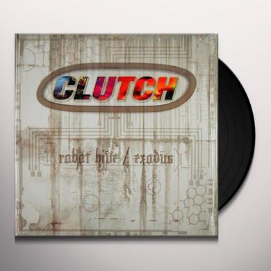 Clutch ROBOT HIVE / EXODUS Vinyl Record