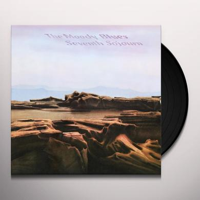 The Moody Blues SEVENTH SOJURN Vinyl Record - Limited Edition, 180 Gram Pressing, Anniversary Edition