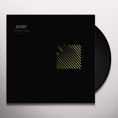 Sbtrkt TRANSITIONS 002 Vinyl Record - Digital Download Included