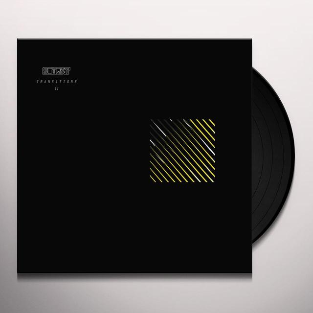 Sbtrkt TRANSITIONS 002 Vinyl Record