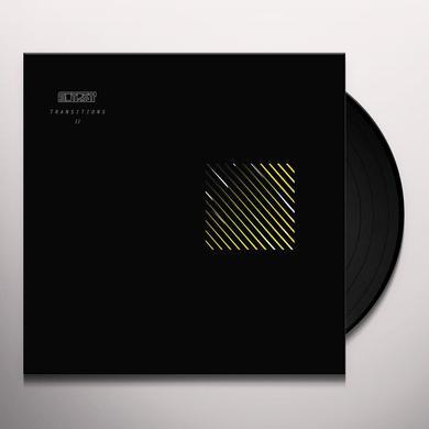 Sbtrkt TRANSITIONS 002 Vinyl Record - Digital Download Included