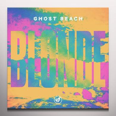 Ghost Beach BLONDE Vinyl Record - Colored Vinyl, 180 Gram Pressing