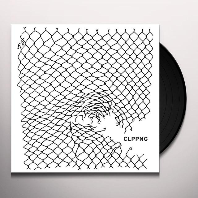 Clipping CLPPNG Vinyl Record - Digital Download Included