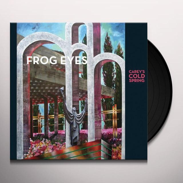 Frog Eyes CAREY'S COLD SPRING Vinyl Record