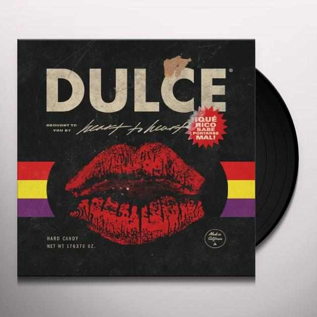 Heart To Heart DULCE Vinyl Record