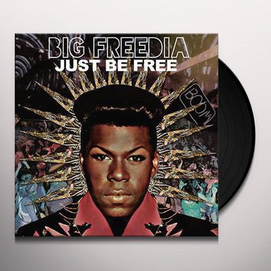 Big Freedia JUST BE FREE Vinyl Record