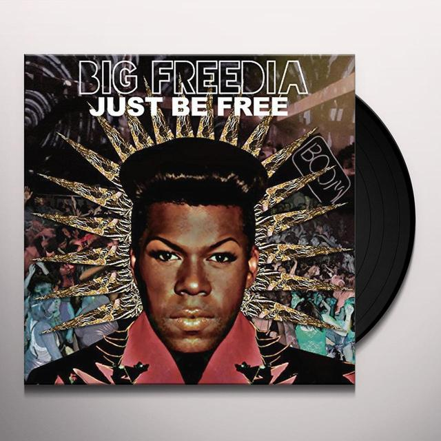 Big Freedia JUST BE FREE Vinyl Record