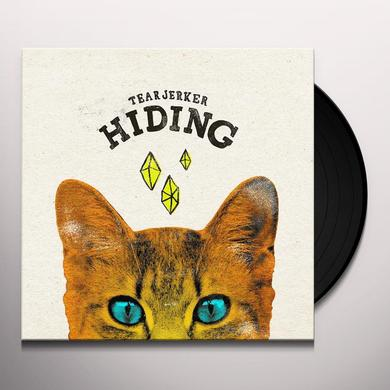Tearjerker HIDING Vinyl Record