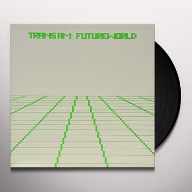Trans Am FUTUREWORLD Vinyl Record