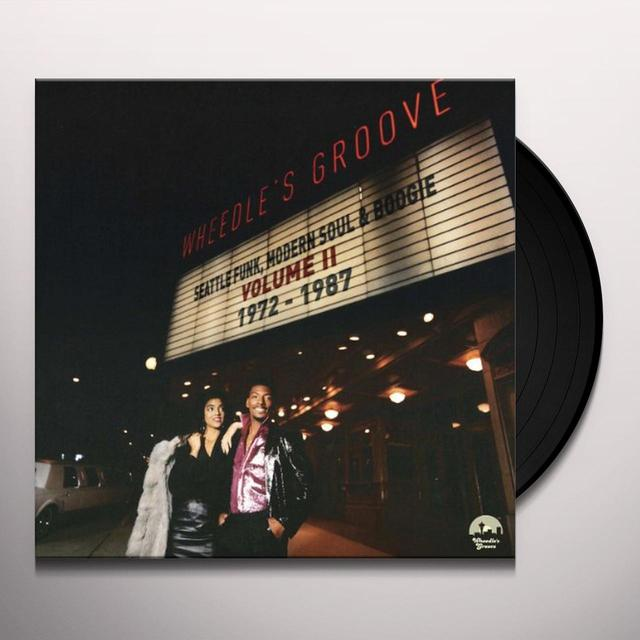 WHEEDLE'S GROOVE: SEATTLE FUNK 2 1972-1987 / VAR Vinyl Record