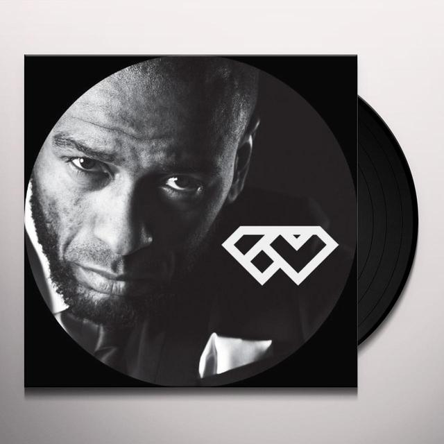 Flowdan SERIOUS BUSINESS (EP) Vinyl Record
