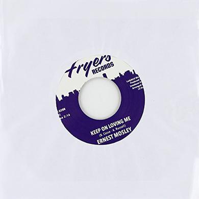 Ernest Mosley STUBBORN HEART Vinyl Record