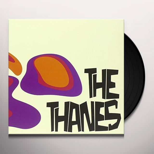 Thanes DISHIN THE DIRT/I DON WANT YOU Vinyl Record - UK Import