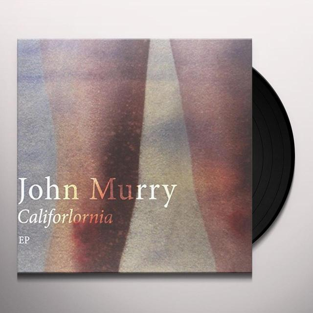 John Murry CALIFORLORNIA Vinyl Record - UK Import