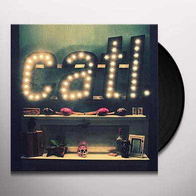 Catl THIS SHAKIN HOUSE Vinyl Record
