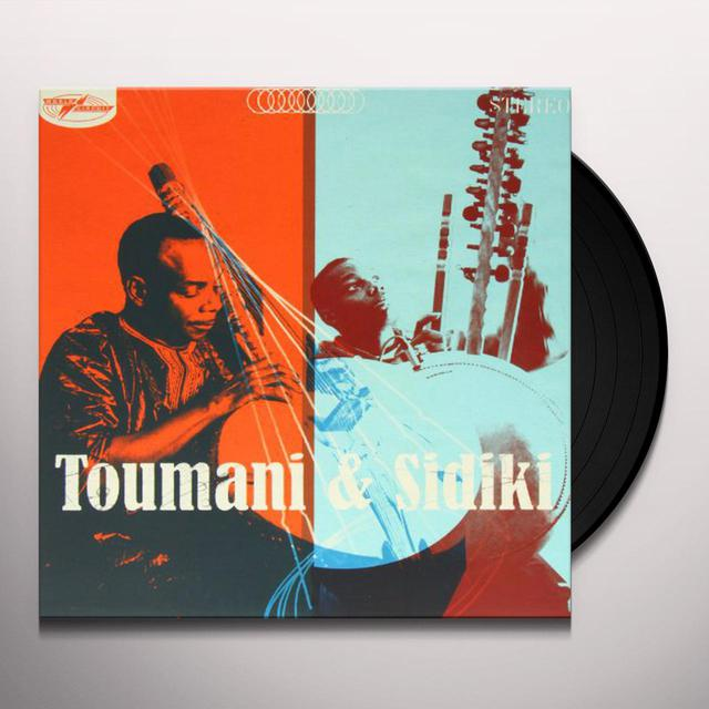 Toumani Diabate & Sidiki Diabate TOUMANI & SIDIKI Vinyl Record - UK Release