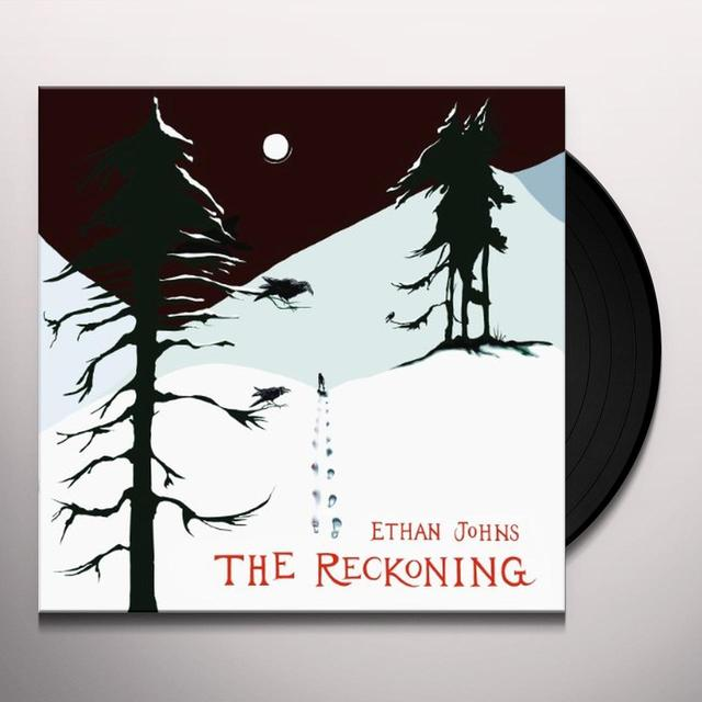 Ethan Johns RECKONING Vinyl Record - UK Import