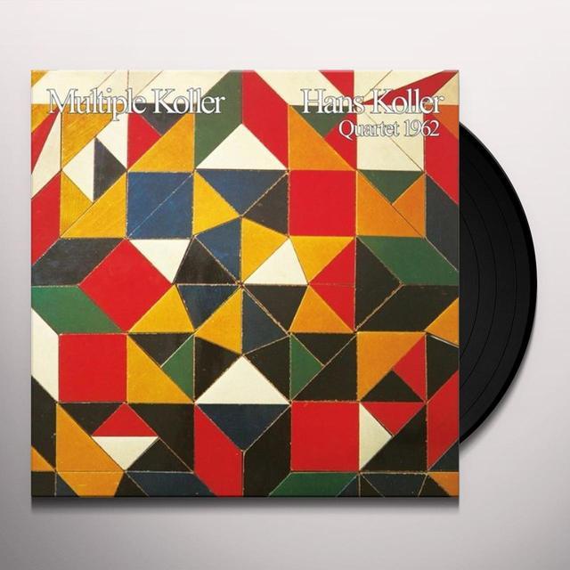 Hans Quartet Koller MULTIPLE KOLLER (GER) Vinyl Record