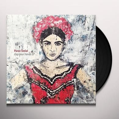 Parov Stelar CLAP YOUR HANDS EP Vinyl Record
