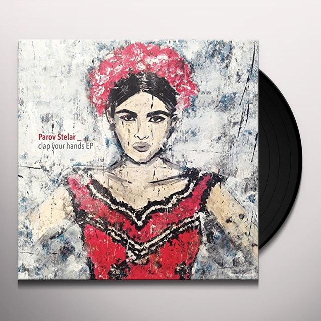 Parov Stelar CLAP YOUR HANDS EP (GER) Vinyl Record