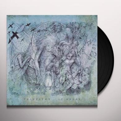 Telepathy 12 AREAS Vinyl Record